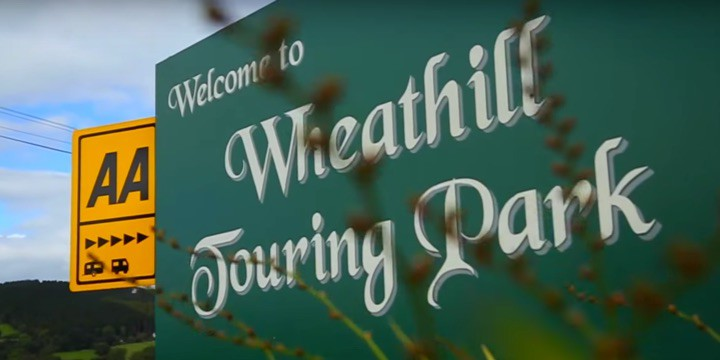 Wheathill Touring Park awarded highest possible AA Rating